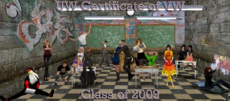 UW Class 2009